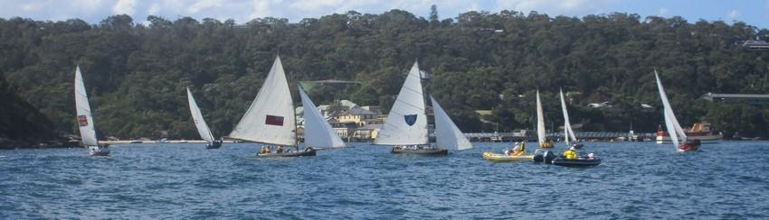 The Fleet at Chowder Bay